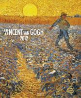 Vincent van Gogh 2012. Art Kunstkalender