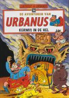 De avonturen van Urbanus / 56 Kermis in de hel / druk 1