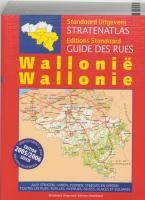 Stratenatlas Wallonie / 2005/2006 / druk 1