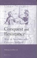 Conquest and Resistance