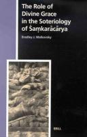 The Role of Divine Grace in the Soteriology of Sam karacarya