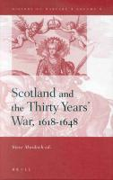 Scotland and the Thirty Years' War, 1618-1648 (History of warfare)