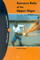 Somono Bala of the Upper Niger