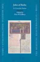 John Of Ibelin: Le Livre Des Assises
