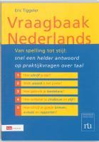 Vraagbaak Nederlands / druk Heruitgave