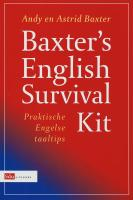 Baxter's English Survival Kit / druk 1