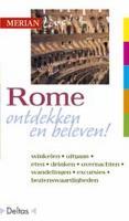 Merian Live / Rome ed 2008 / druk 2 - Strieder, S.; Balde, D.