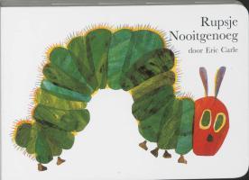 Rupsje Nooitgenoeg / Karton ed klein / druk 23