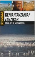 Kenia Tanzania Zanzibar / druk 6 - Vlugt, B.; Westra, A.