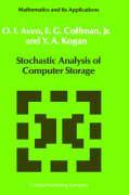 Stochastic Analysis Of Computer Storage