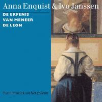 De erfenis van meneer De Leon + boekje / druk 1 - Enquist, A.; Janssen, I.