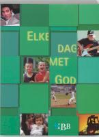 Elke dag met god / 1 groen / druk 7