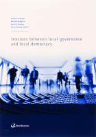 Tensions between Local Governance and Local Democracy / druk 1e