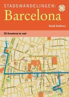 Stadswandelingen Barcelona / druk 1 - Andrews, S