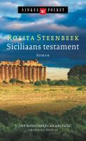 Siciliaans testament / druk 5 - Steenbeek, R.
