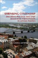 Shrinking Citizenship