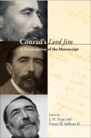 Conrad's Lord Jim: A Transcription of the Manuscript.: 5 (Conrad Studies)