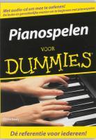 Pianospelen voor Dummies + CD-ROM / druk 1