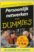 Persoonlijk netwerken voor Dummies / druk 1