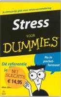 Stress voor Dummies / druk 1 - Elkin, A.