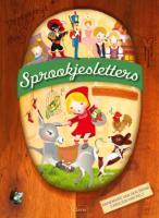 Sprookjesletters / druk 1 - Brink, Annemarie van den