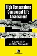 High Temperature Component Life Assessment