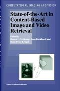 State-of-the-Art in Content-Based Image and Video Retrieval Remco C. Veltkamp Editor