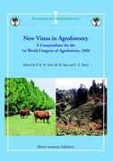 New Vistas in Agroforestry
