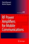 RF Power Amplifiers for Mobile Communications (Analog Circuits and Signal Processing)