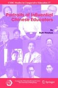 Portraits of Influential Chinese Educators - Hayhoe, Ruth