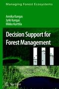 Decision Support for Forest Management (Managing Forest Ecosystems, Band 16)