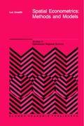 Spatial Econometrics: Methods and Models