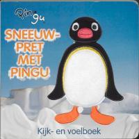 Pingu / Sneeuwpret met Pingu / druk 1