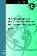New Challenges for Public Administration in the Twenty-First Century