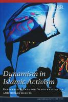 Dynamism in Islamic Activism: Reference Points for Democratization and Human Rights