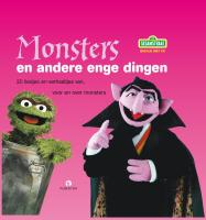 Sesamstraat Monsters en andere enge dingen + CD / druk 1