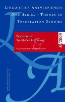 Evaluation of Translation Technology (Linguistica Antverpiensia NS - Themes in)