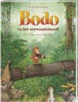 Bodo en het oerwoudconcert (Een Vier Windstreken prentenboek)