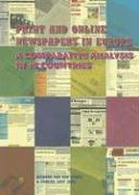 Print and Online Newspapers in Europe: A Comparative Analysis in 16 Countries
