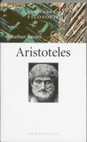 Aristoteles / druk 1