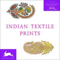 Indian Textile Prints + CD ROM