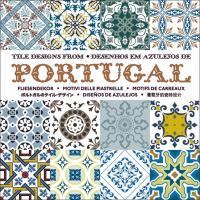Fliesendekor aus Portugal /Tile Designs from Portugal + CD Rom
