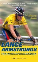 Lance Armstrongs trainingsprogramma / druk 1