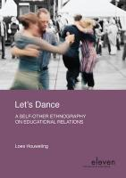 Let's Dance: A Self-Other Ethnography on Educational Relations