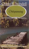 Ontspanning / druk 1 - Swindoll, C.R.; Schimmel, B.