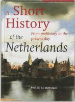 A short history of the Netherlands / druk 3