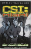 CSI : Miami : Doelwit / druk 1