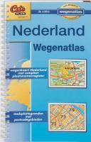 Wegenatlas Nederland / druk 3