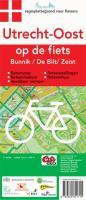 Citoplan fietsplattegrond Utrecht-Oost / druk 1