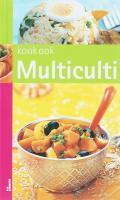 Kook ook / Multiculti / druk 1
